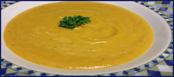 vegan butternut squash soup recipe
